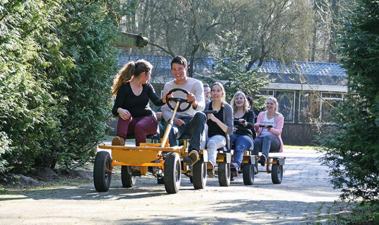 fietstrein activiteit team heino gochallenge