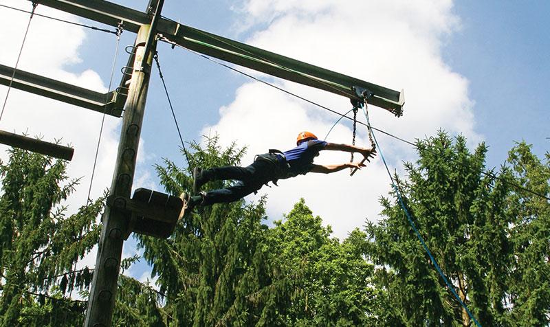 trapezesprong gochallenge heino